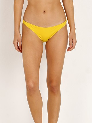 Solid & Striped The Wendy Bikini Bottom Mustard