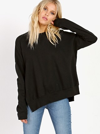 LNA Clothing Hudson Sweatshirt Black