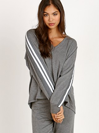 LNA Clothing Locker Sweater Heather Grey