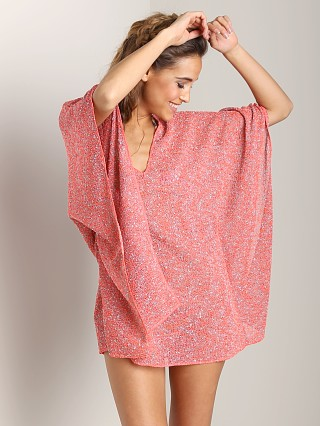 Eberjey Festival Love Farrah Cover Up Sunset Glow