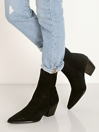 Complete the look: Matisse Caty Boot Suede Black