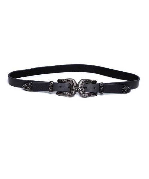 B Low The Belt Baby Bri Bri Hip Belt Black Gunmetal Bt0415