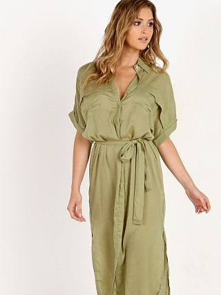 Faithfull the Brand Gigi Shirt Dress