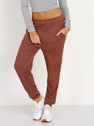 Complete the look: Indah Cognac Track Pant