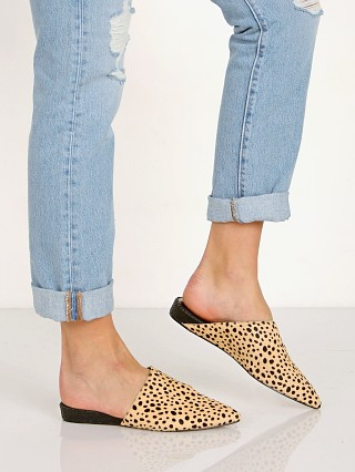 You may also like: Dolce Vita Ekko Flat Leopard Calfhair