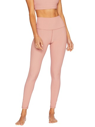Complete the look: Beach Riot Ayla Legging Pink Rib