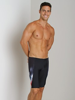 Speedo Team USA Endurance Plus Jammer Red/White/Blue