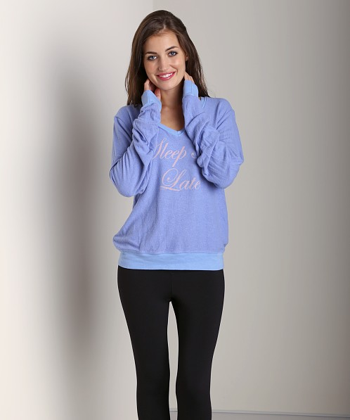 WILDFOX Baggy Beach Jumper Sleep in Late
