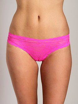 Cosabella Trenta Thong Shocking Pink