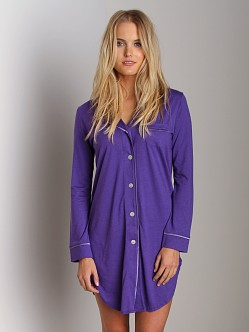 Cosabella Amora PJ Long Sleeve Night Shirt