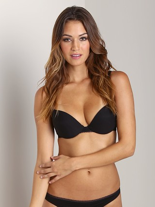 Complete the look: Cosabella Nina Push Up Bra Black