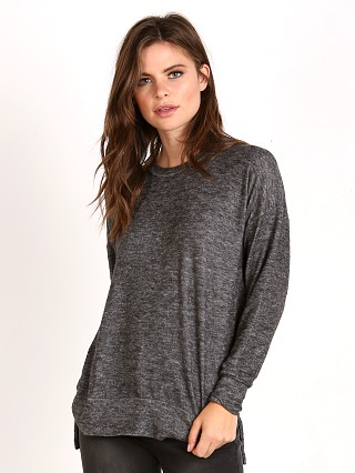 LNA Clothing Max Sweater Melange Grey