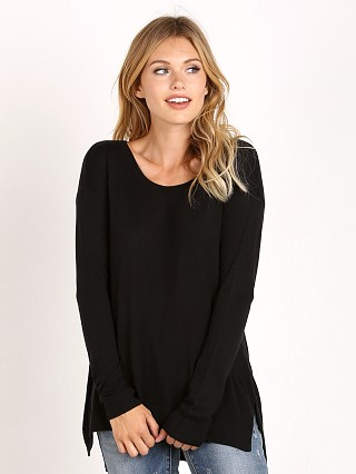 Splendid Logan Sweater Black