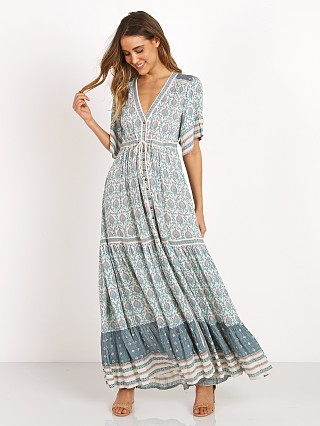 Spell Oracle Maxi Dress Sage