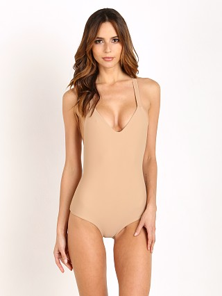 Bettinis Macrame One Piece Sand