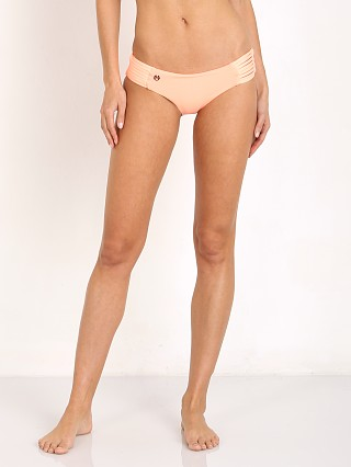 Complete the look: Maaji Cantaloupe Railway Signature Bikini Bottom