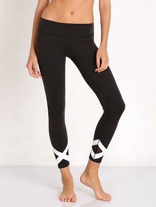 Beyond Yoga X-Marked Mesh Legging