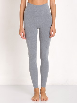 Beyond Yoga Plush High Waist Long Legging Soft Gray