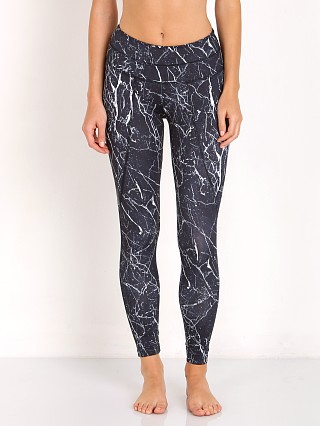 Varley Pacific Tight Navy Marble