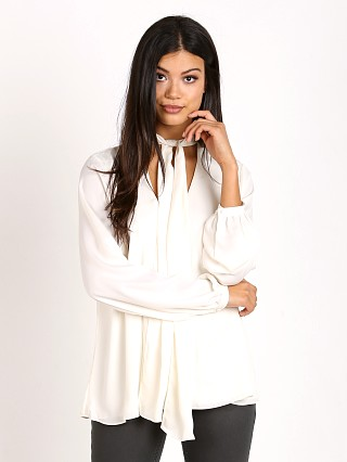 L'Academie The 70's Blouse Ivory