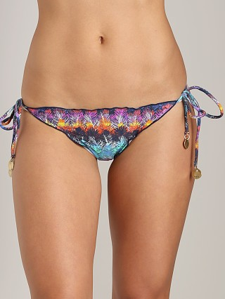 Sofia by Vix Pisac Ripple Tie Side Bottom Multicolor