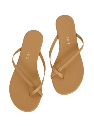 Tkees Riley Flip Flops Coco Butter