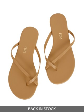 Tkees Riley Sandal Cocobutter