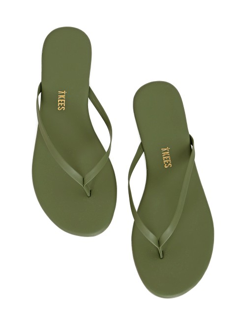 Tkees Solids Flip Flop No.10