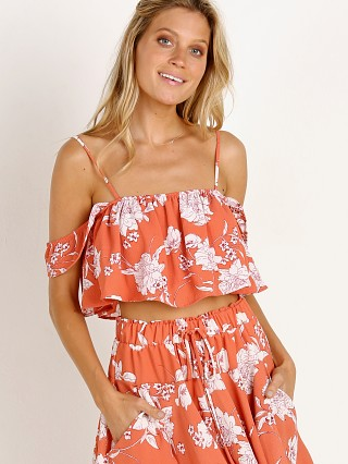 Sage the Label Senora Crop Peach/Ivory