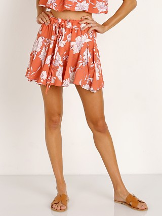 Complete the look: Sage the Label Senora Skirt Peach/Ivory
