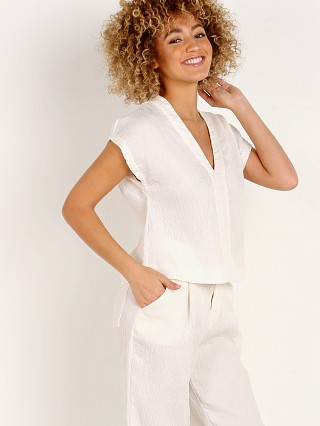 LACAUSA Oat Top Bone