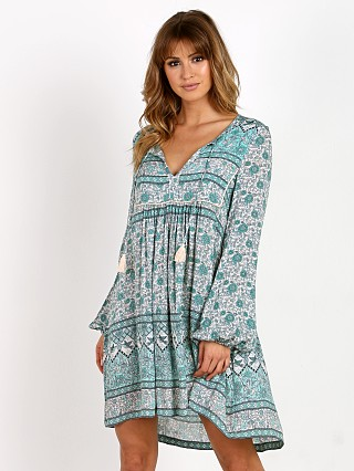 Spell Kombi Boho Dress Sage