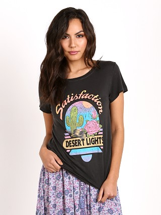 Spell Desert Lights Tee Charcoal