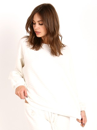 WILDFOX Basics Sommers Sweater Alabaster