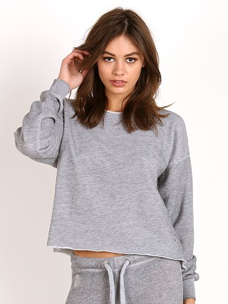 WILDFOX BASICS 5 AM Sweatshirt Heather