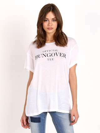 Complete the look: WILDFOX Hangover Tee Manchester Tee Clean White