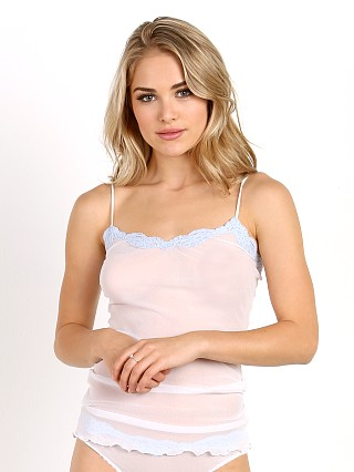 Only Hearts Tulle with Lace Cami White/Blue