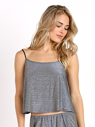 Only Hearts Metallic Cami Gunmetal