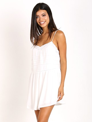 Spell Sienna Mini Dress White