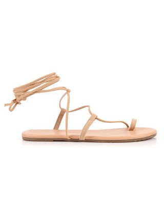 Tkees Jo Leather Sandal Purdy
