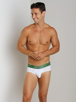 2xist Touch Ultra Contour Pouch Brief White