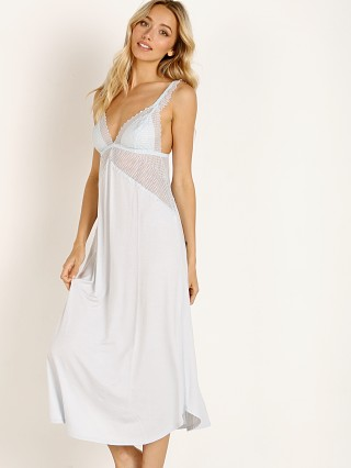 You may also like: Eberjey Phoebe Luxe Gown Water Blue