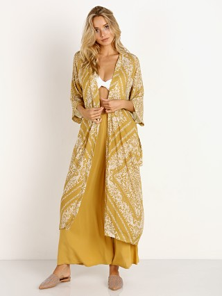 Novella Royale The Jane Robe Golden Calalily