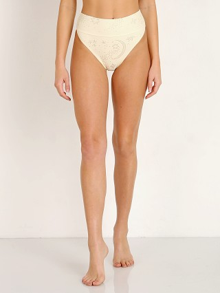 Beach Riot Highway Bikini Bottom Ivory