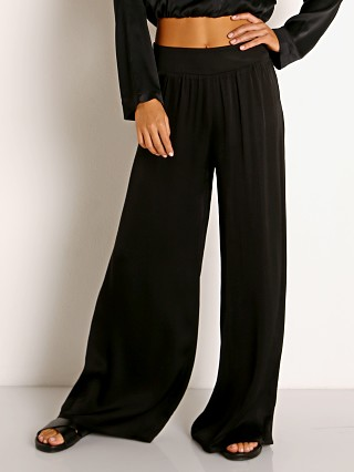 Stillwater The Sunset Wide Leg Pant Black