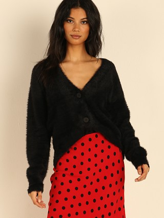 Bella Dahl Sweater Cardigan Black