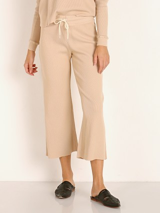 Complete the look: MATE the Label Ali Thermal Pant Latte