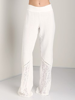 L Space Boardwalk Pant Ivory