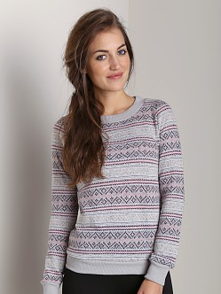 Nightcap Twin Peaks Sweater Heather Grey