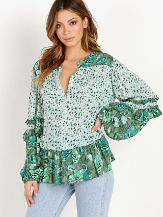 Spell & The Gypsy Winona Blouse Ivy